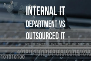 Internal IT Department Vs Outsourced IT