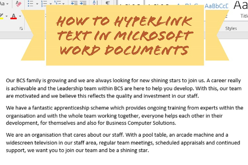 how to hyperlink a pdf