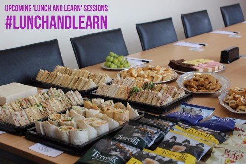 Upcoming Lunch and Learn Sessions