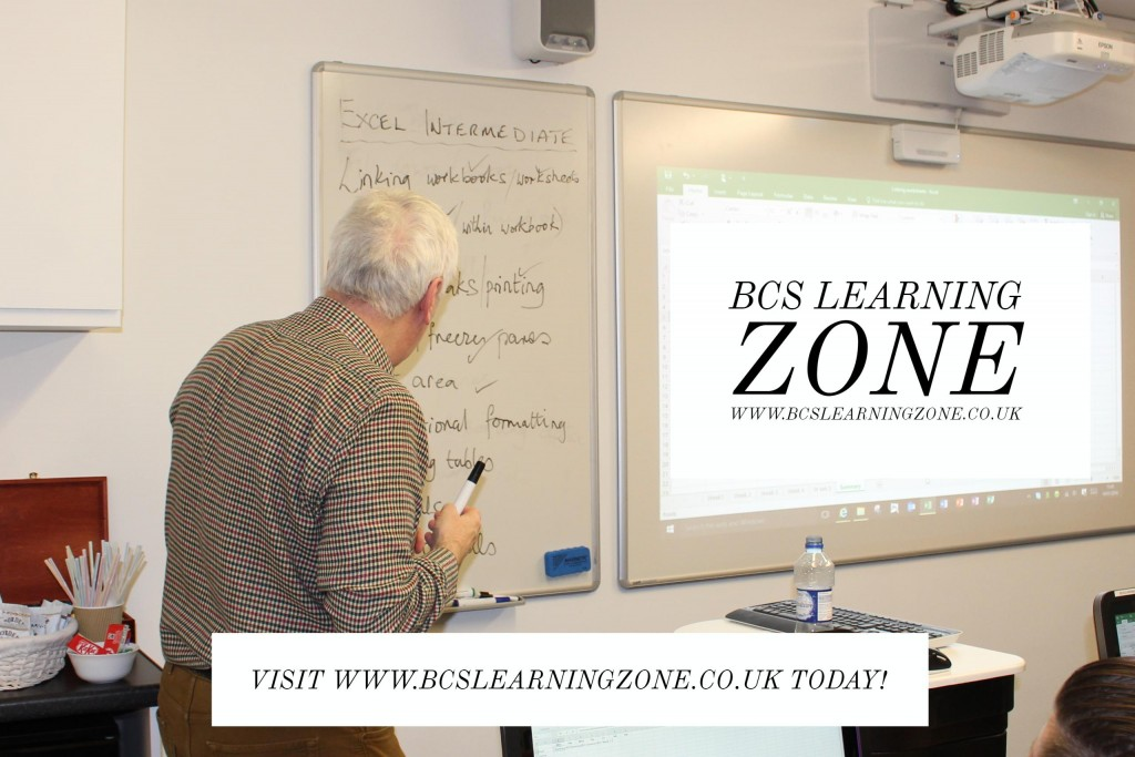 July and August BCS Learning Zone dates