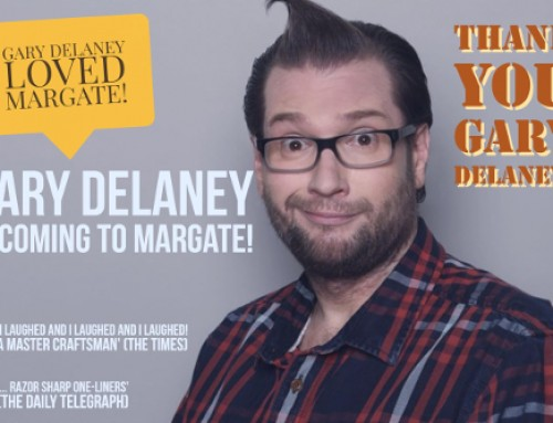 Gary Delaney Loved Margate! #comedy