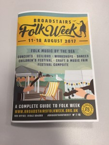 Broadstairs Folk Week 2017