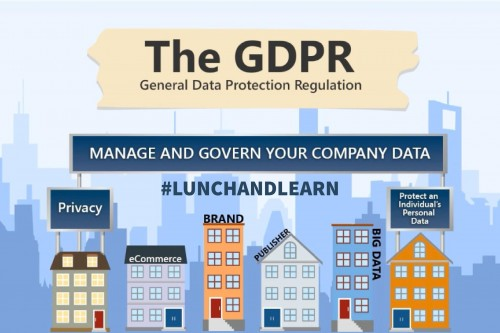 General Data Protection Regulation Lunch