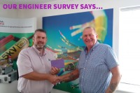 Engineer Survey Prize for June
