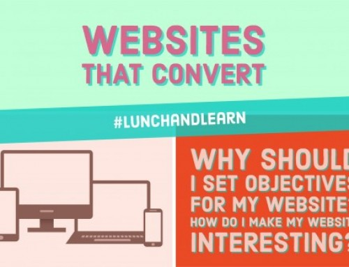 Websites that Convert #lunchandlearn