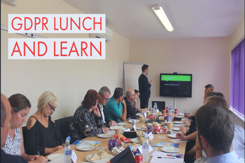 GDPR Lunch and Learn September