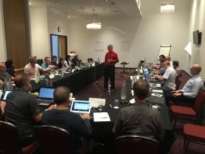 Meeting with HTG Peer Groups