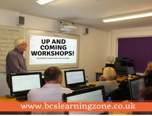 Workshops Scheduled in the BCS Learning Zone!