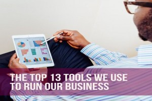 The Top 13 tools