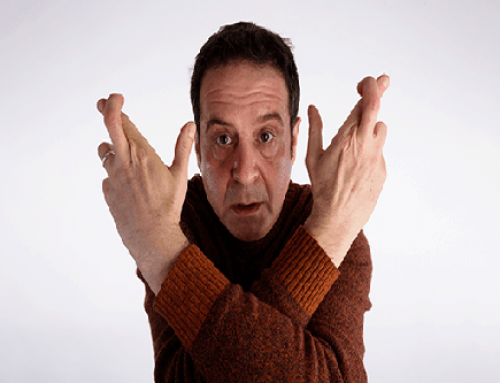 Mark Thomas is Coming to Margate