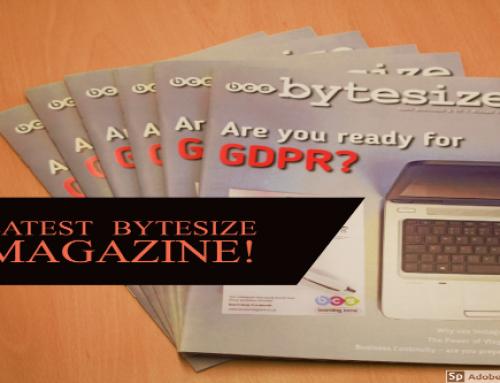 Latest Bytesize Magazine is Making it's Way Around Kent