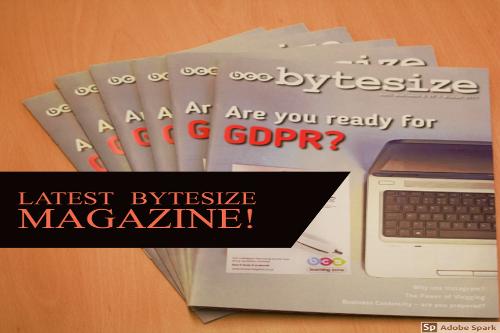 Latest ByteSize Magazine