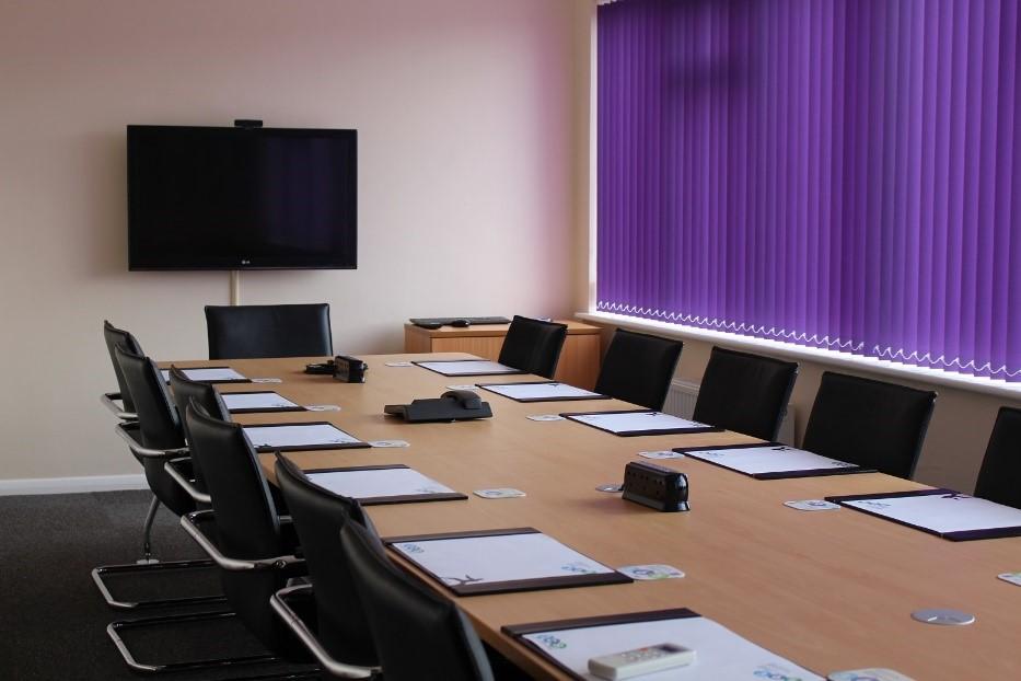 Bcs Meeting Rooms