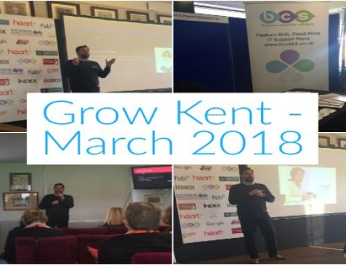Grow Kent – March 2018