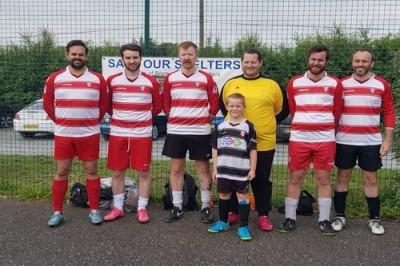 BCS Football Team