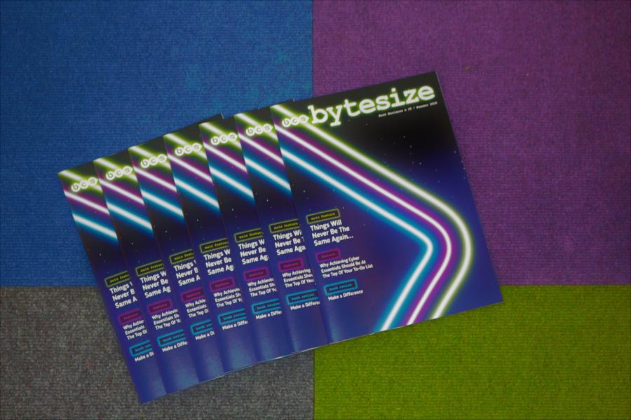Bytesize Magazine Summer 2018