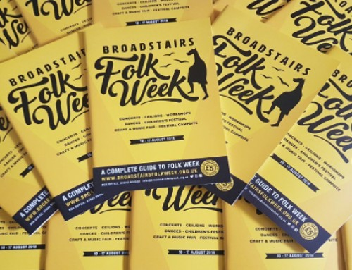 Broadstairs Folk Week Starts on the 10th August!