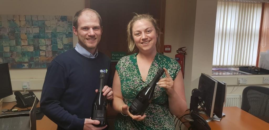 July's Survey Prize Winner