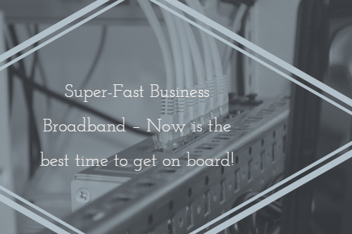 Super-Fast Business Broadband