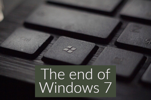 The end of Windows 7