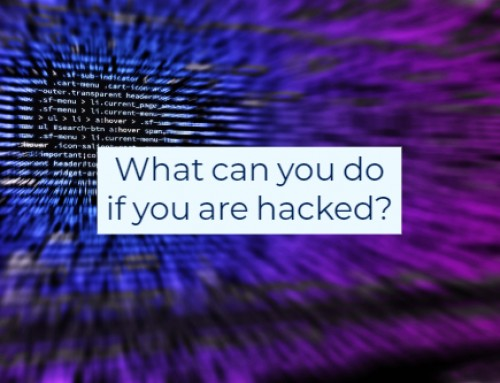 What can you do if you are hacked?