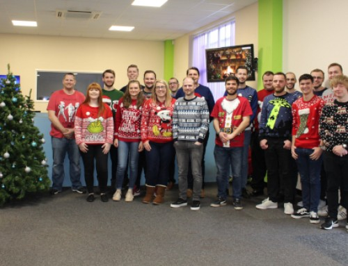 Christmas Jumper Week!