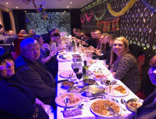 BCS Christmas Meal at The Ali Raj