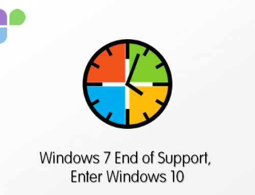 Windows 7 End of Support, Enter Windows 10